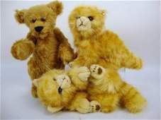 Steiff Cats & Artist Bear