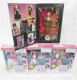 Fashion Model Dolls Brinkley, Teigs, etc.