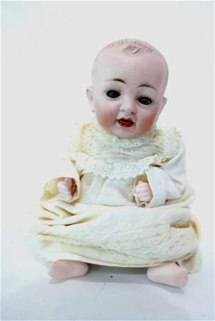 Bisque Baby #151 S & H