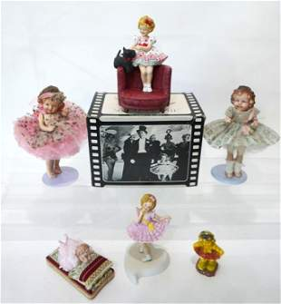 Shirley Temple Dolls Collectables