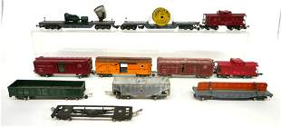 American Flyer S Gauge Freight Car Lot of 10
