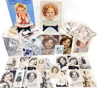 Shirley Temple Box Books and Photos