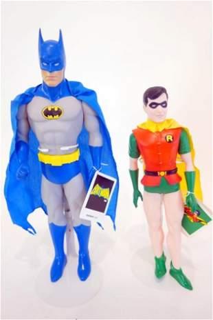The Dynamic Duo - Batman and Robin