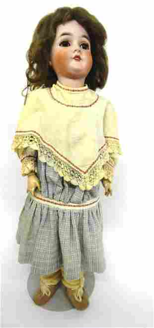 Queen Louise Bisque Doll
