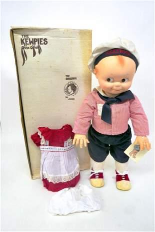 Vinyl Kewpie iDoll in original box