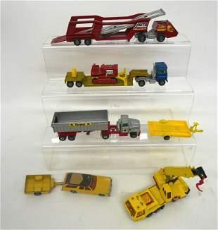 Matchbox Speed Kings Trucks & Car