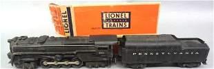 Vintage Lionel # 681 Steam Locomotive with Tender
