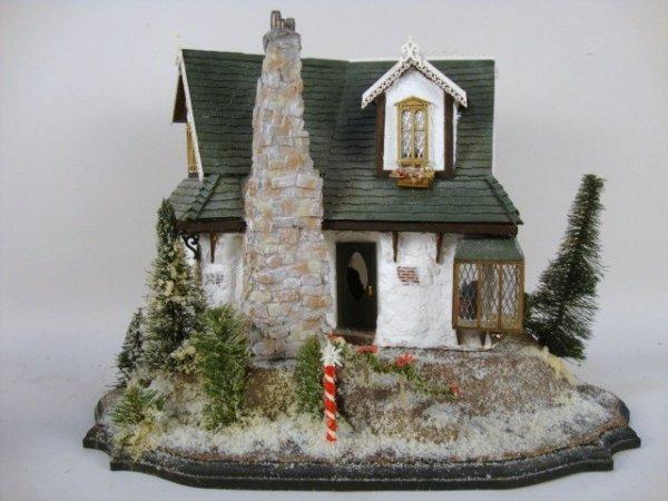 115: Half-inch Scale Tudor Cottage
