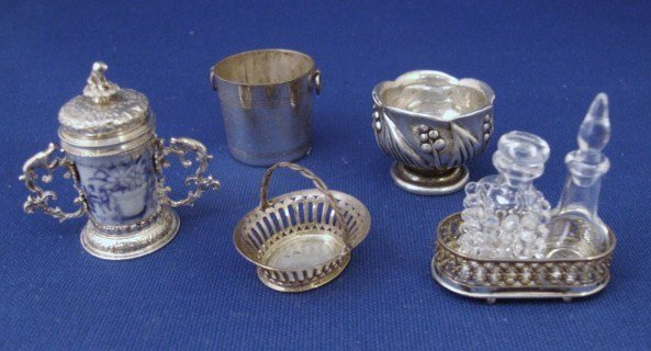 479: Jens Torp Porcelain Jug and Other Items