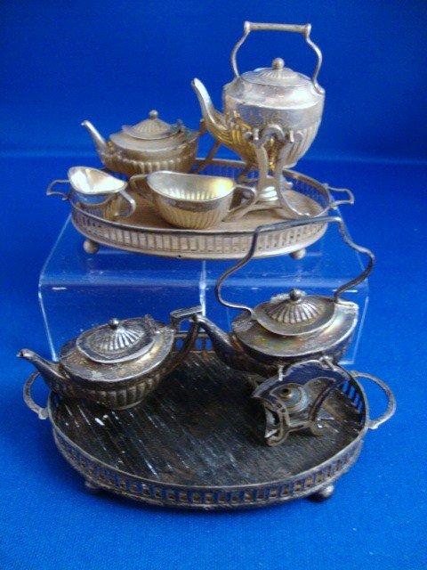 488: Birmingham Sterling Tea Service