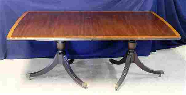 Vintage Kittinger Dining Room Table
