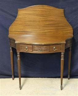 Vintage Strawbridge Mahogany Game Table
