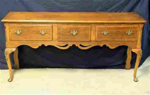 Kittinger Style Vintage Hunt Board