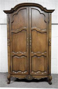Small French Provincial Armoire