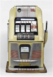 Vintage Mills Deuce 2 Wild Slot Machine