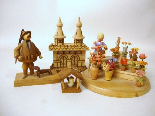 12: Wooden Toys