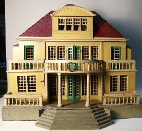Ron Rhoads Auctioneers Dollhouse Miniature Amp Doll Auction