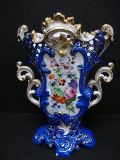 803: Jacob Petit Sevres Vase