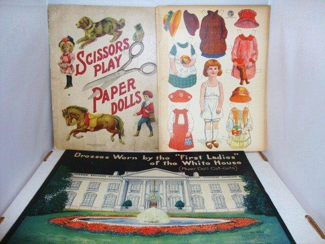 1: Paper Dolls