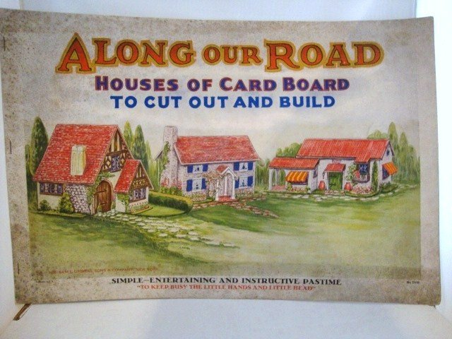 4: Paper House Book