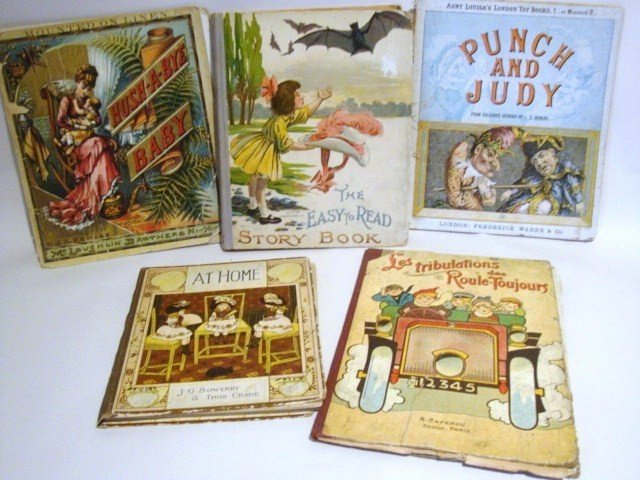6: Childrens Books