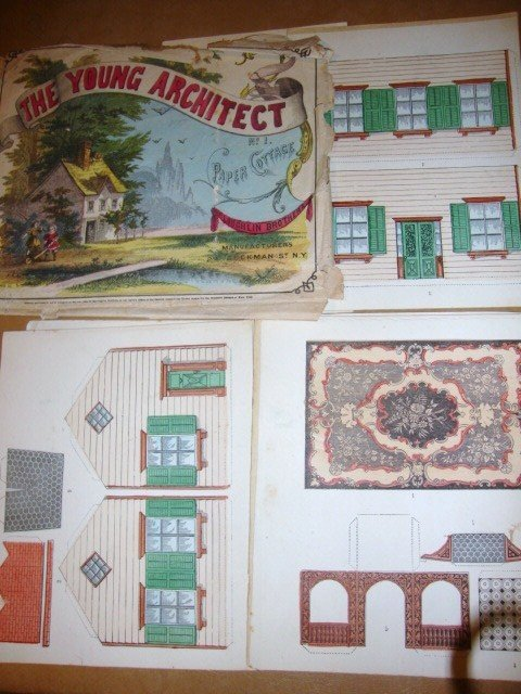 10: Paper  Doll Houses