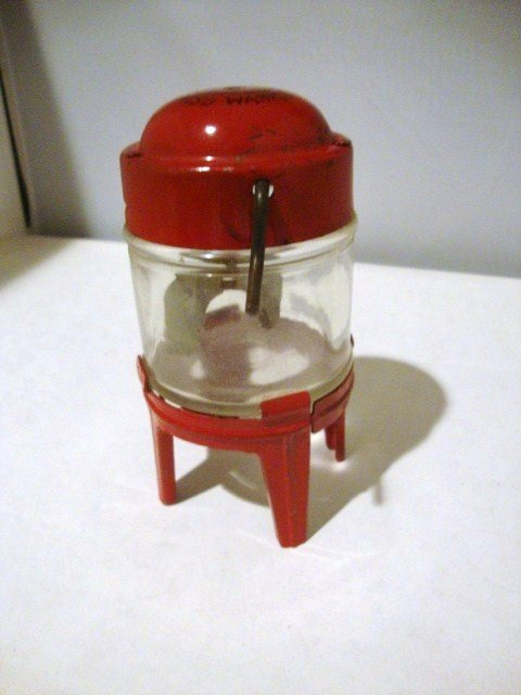 13: Marx Miniature Washing Machine