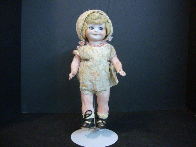 53: Bisque Doll