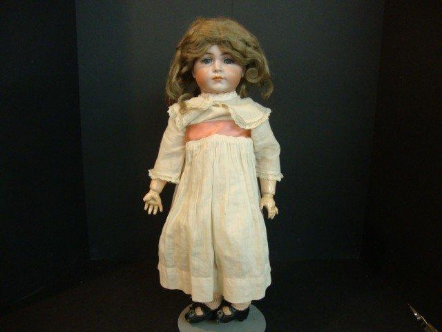 """54: Bisque Doll  Rare """"Mein Liebling"""""""