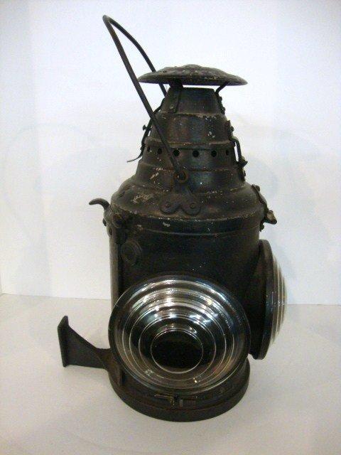 2: Dressel Engine Classification Lamp