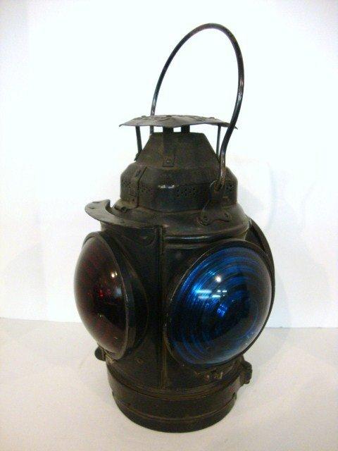 9: Adlake Tail-End Marker Lamp