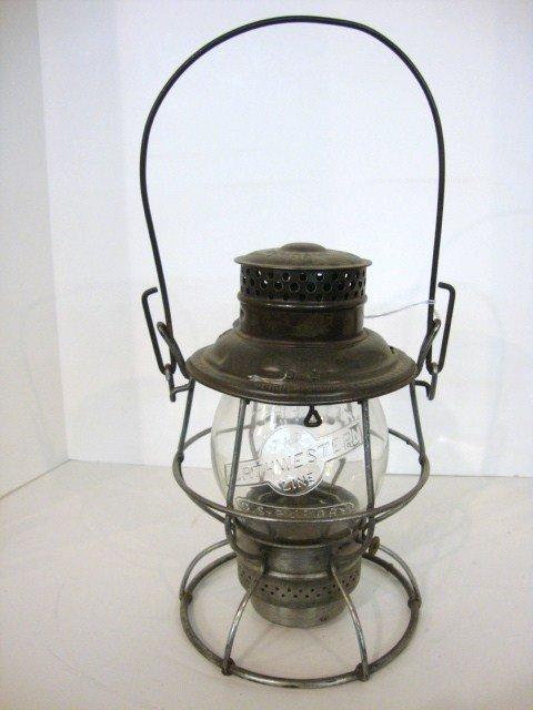 11: Wire Ring Bottom Railroad Lantern