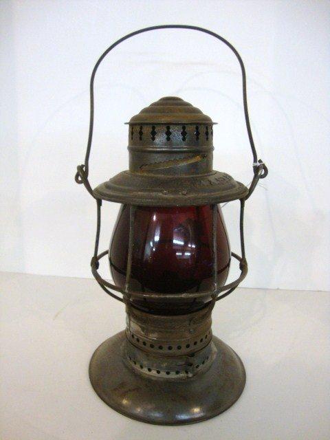 14: Bell Bottom Railroad Lantern