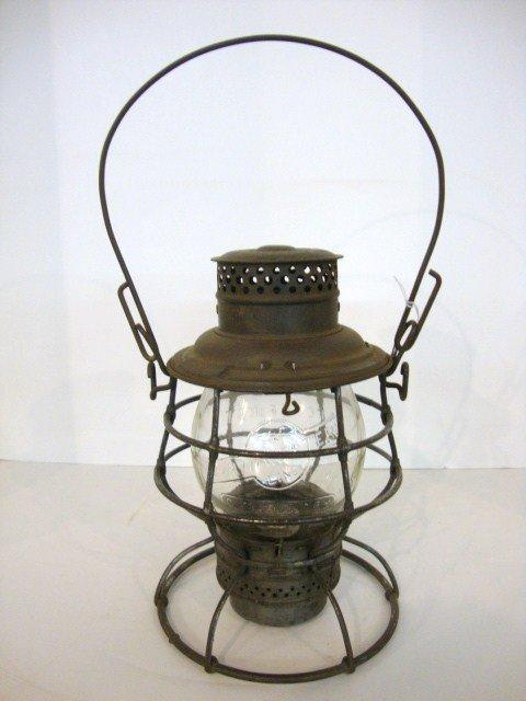 16: Wire Ring Bottom Adams & Westlake Lantern