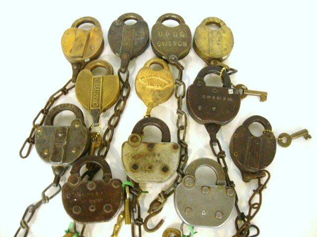 171: Railroad Switch Locks