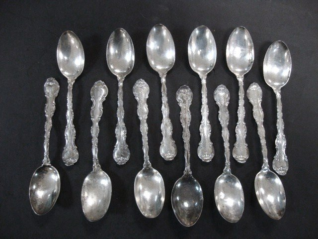 2019A: Sterling Spoons