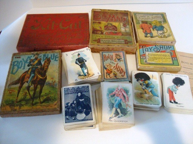 3: Vintage Card Games
