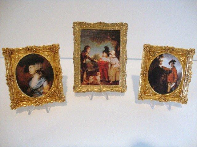 13: Old Master Prints in John Hodgson frames