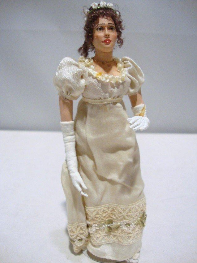 21: Marcia Backstrom Regency Lady (Elizabeth Bennett)