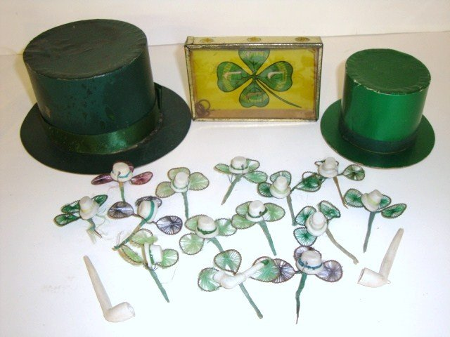 2: St. Patrick's Day Candy Containers