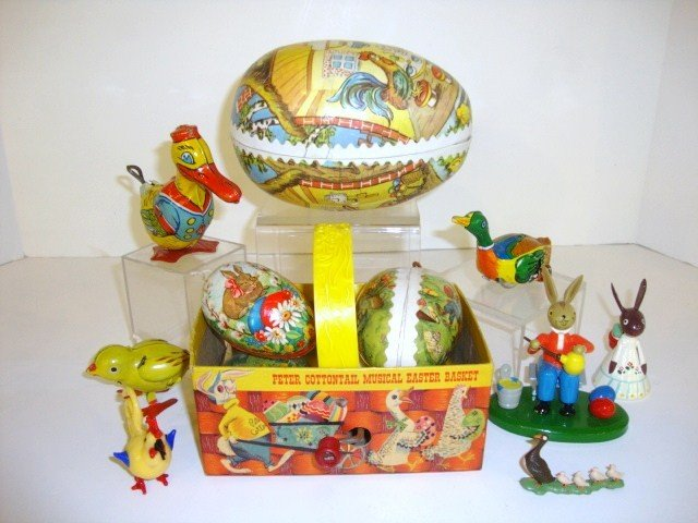 3: Easter Collectibles