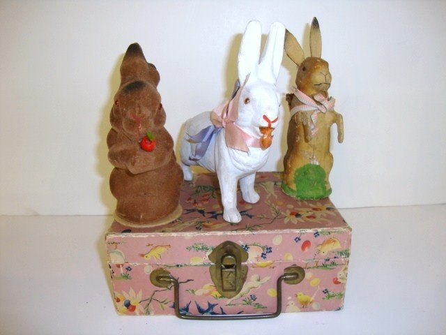 4: Rabbit Candy Containers