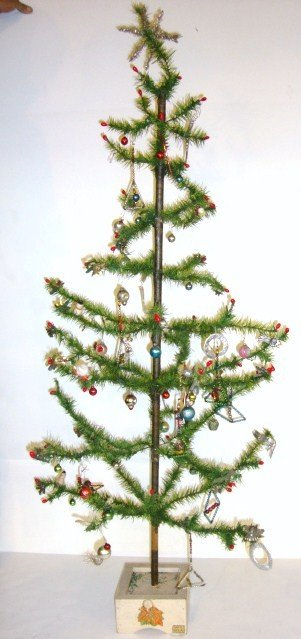 14: Feather Tree Made in U.S.