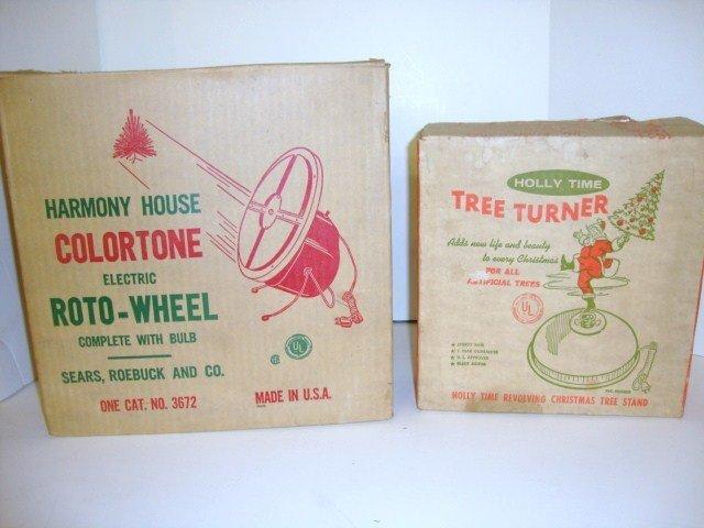 16: Roto Wheel & Tree Turner