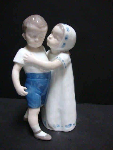 168: B&G Bing & Grondahl Love Refused
