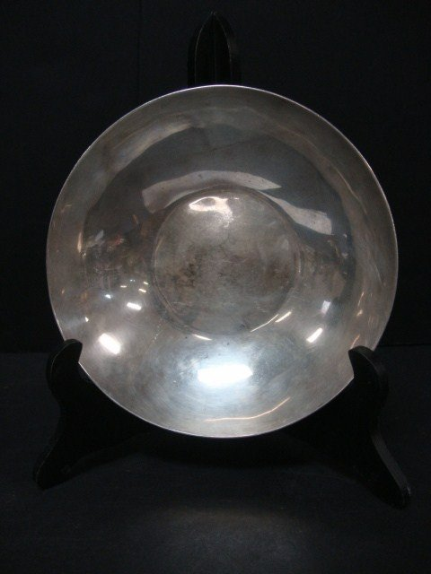 170B: Ortega Mexico Sterling Bowl