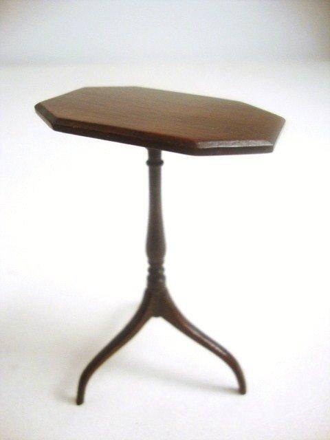 204: Eric Pearson Octagonal Flip-Top Table