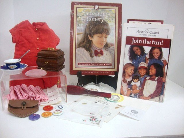 5: American Girl Accessories