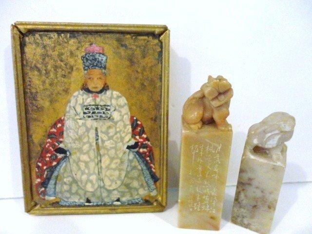 405: Linda Wexler Chinese Ancestor Portrait