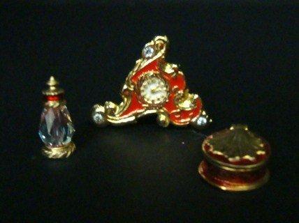 421: Kupjack Faberge Enamels